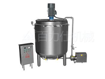 不锈钢乳化罐循环系统